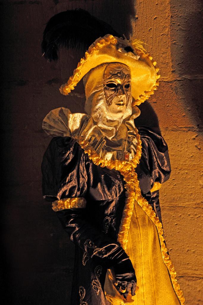 Carnaval vénitien Remiremont 2014