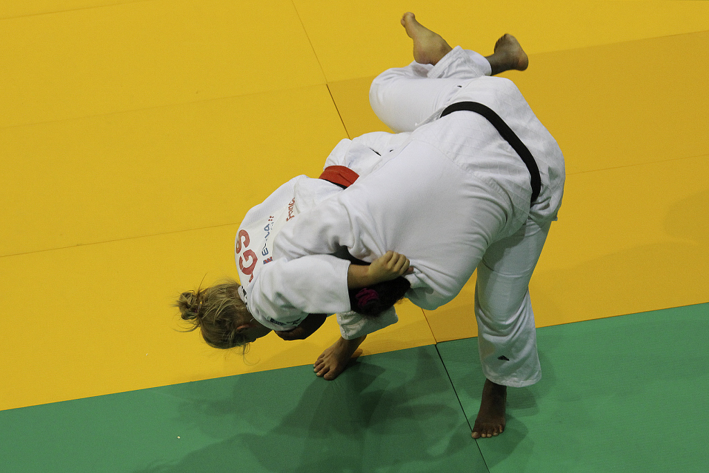 Open international judo axone 2013