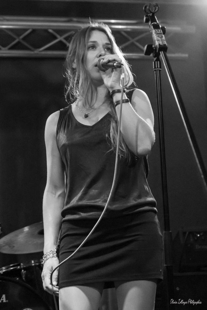 Morphéine en concert mai 2018