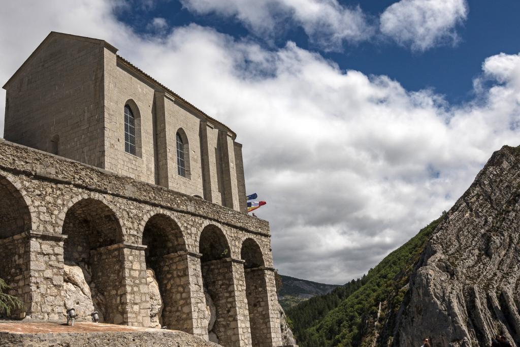 Sisteron et sa citadelle