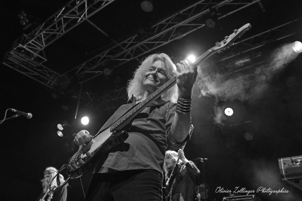 Uli Jon Roth ( guitariste Scorpions 1978)
