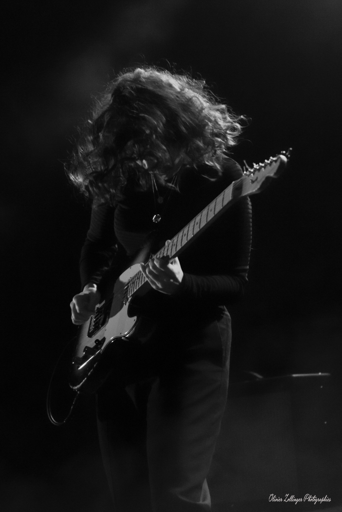 Anna CALVI au Moloco (février2019)