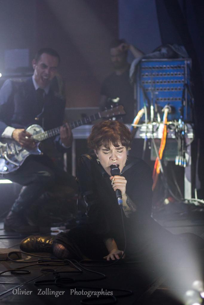 Concert de Kadebostany au Moloco fév 2015