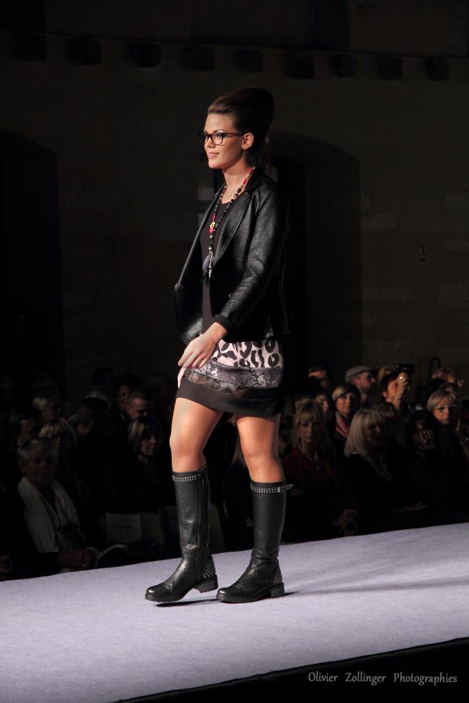Défilé de mode Audincourt 2014